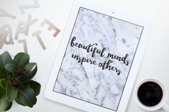 Freebie Friday for Beautiful Minds