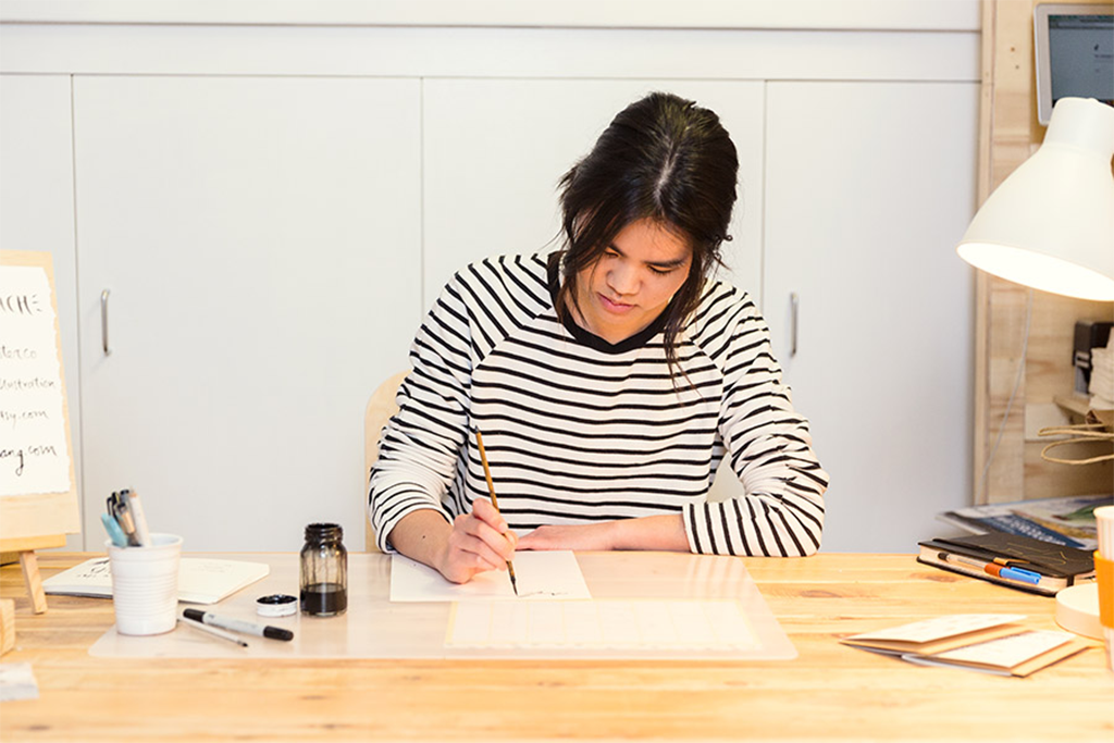 Doris Chang, illustrator